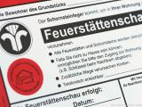 Schornsteinfeger - Kaminkehrer - Feuerstättenbescheid