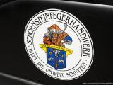 Schornsteinfeger - Kaminkehrer - Logo