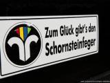 Schornsteinfeger - Kaminkehrer - Slogan
