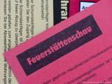 Schornsteinfeger - Kaminkehrer - Vordrucke