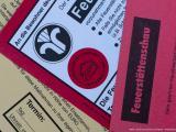 Schornsteinfeger - Kaminkehrer - Formulare