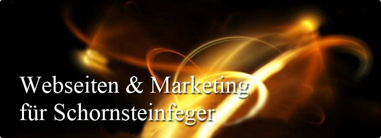 Webdesign und Online Marketing für Schornsteinfeger